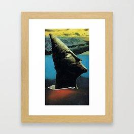 arsicollage_13 Framed Art Print