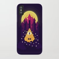 bill iPhone & iPod Cases featuring BILL by badOdds