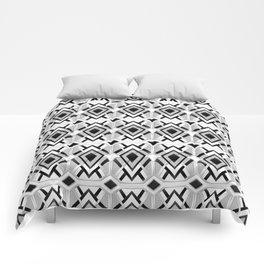 Forever Diamonds Pattern Comforters