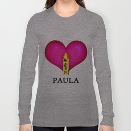 Support for Paula Deen Long Sleeve T-shirt