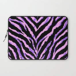 Neon zebra Laptop Sleeve
