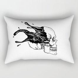 Splashed Rectangular Pillow