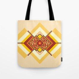 GEO CASHEW 2  Tote Bag