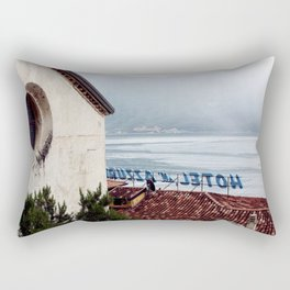 Hotel du Lac Rectangular Pillow