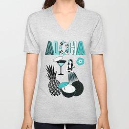 ALOHA ALOHA Unisex V-Neck