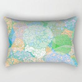 Tender Roses 3 Rectangular Pillow