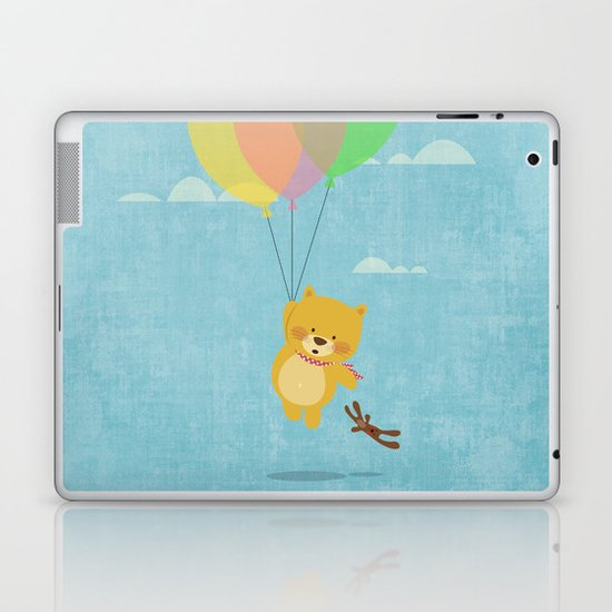 I can fly! Laptop & iPad Skin
