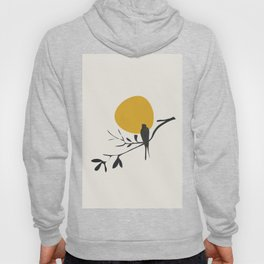 Bird and the Setting Sun Hoody