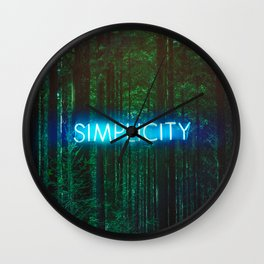 The Simple Wall Clock