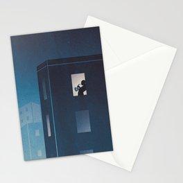 Blues at Sunrise Stationery Cards