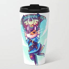 Cosplay Kittens - Kitten of The Wild Travel Mug