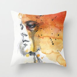 small piece 22 Throw Pillow