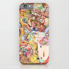 monster of mind ( Renovate work 2008-2016) iPhone 6 Slim Case