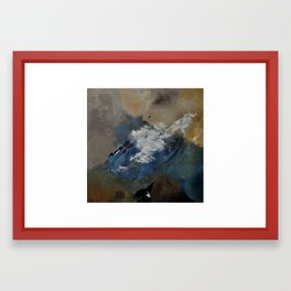 abstract 8821205 Framed Art Print