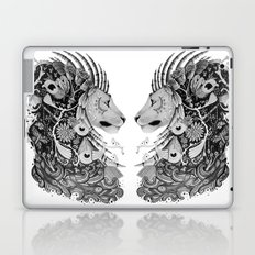Brainstorm Lion Laptop & iPad Skin