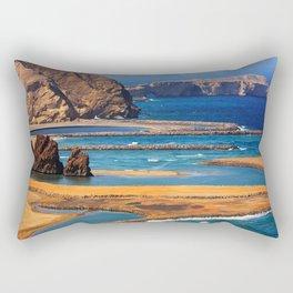 Yiti Beach Oman Rectangular Pillow