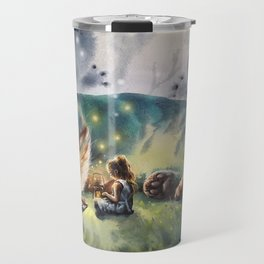 The second story Travel Mug