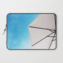 Minimalist Parasol Summer Laptop Sleeve