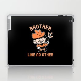 BROTHER LIKE NO OTHER Laptop & iPad Skin
