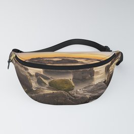 The golden sea Fanny Pack