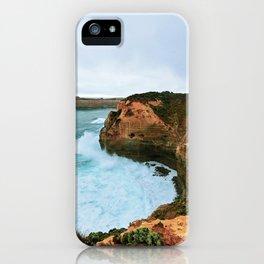 Along the Great Ocean Road, Australia iPhone Case