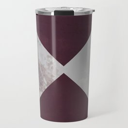 Aztec Lavendar Travel Mug