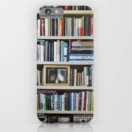 Instant Library iPhone Case