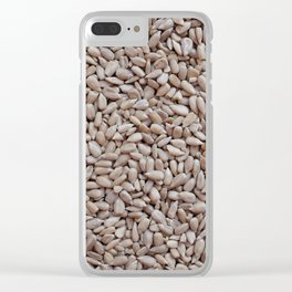 Sunflower hearts Clear iPhone Case