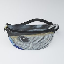 Parakeet Hat Parade #5 William Fanny Pack
