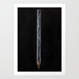 Biro Art Print