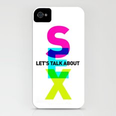 Let's Talk About... iPhone (4, 4s) Slim Case