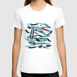 A Day on the Water T-shirt