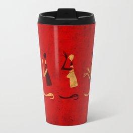 Forms of Prayer - Red Travel Mug
