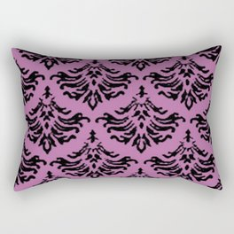 Vintage Damask Brocade Bodacious Rectangular Pillow