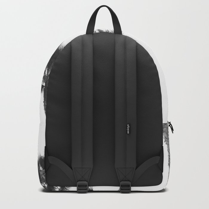 Tranquillity - bw Backpack