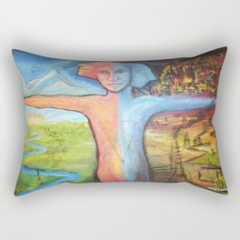 Truth & Consequences  Rectangular Pillow