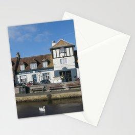 Lymington Quayside Stationery Cards