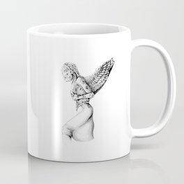 Greek Medusa Statue Coffee Mug