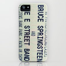 Bruce Springsteen & the E Street Band: Rain or Shine Slim Case iPhone (5, 5s)