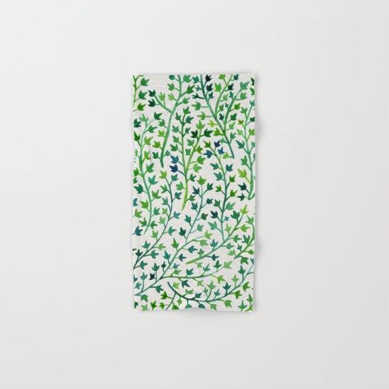 Summer Ivy Hand & Bath Towel