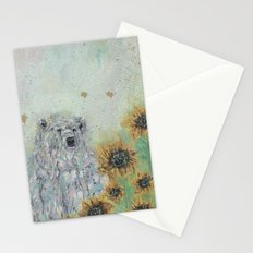 I'll be here, look for me.. Stationery Cards