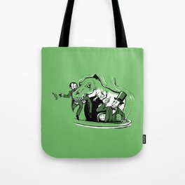 Lincoln Rex Tote Bag
