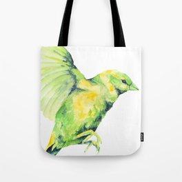 Bird, Sparrow Tote Bag