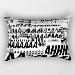 AAAh!!! Rectangular Pillow