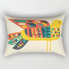 Century Bird Rectangular Pillow