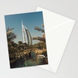 Burj Al Arab - Dubai Stationery Cards