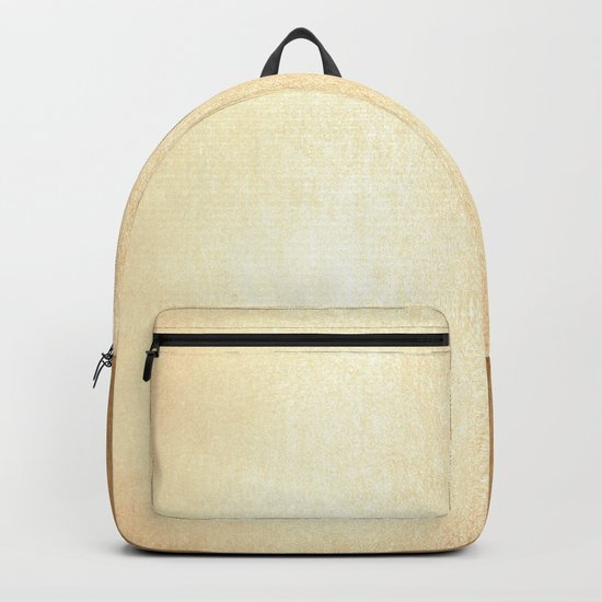 Simply Golden Copper Sun Backpack