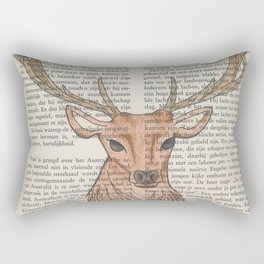 Oh my deer! Rectangular Pillow