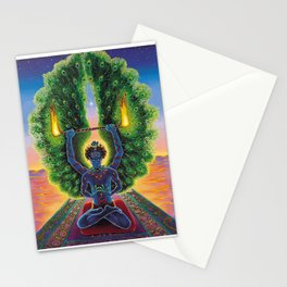 Melek Ta'us (The Peacock Angel) Stationery Cards