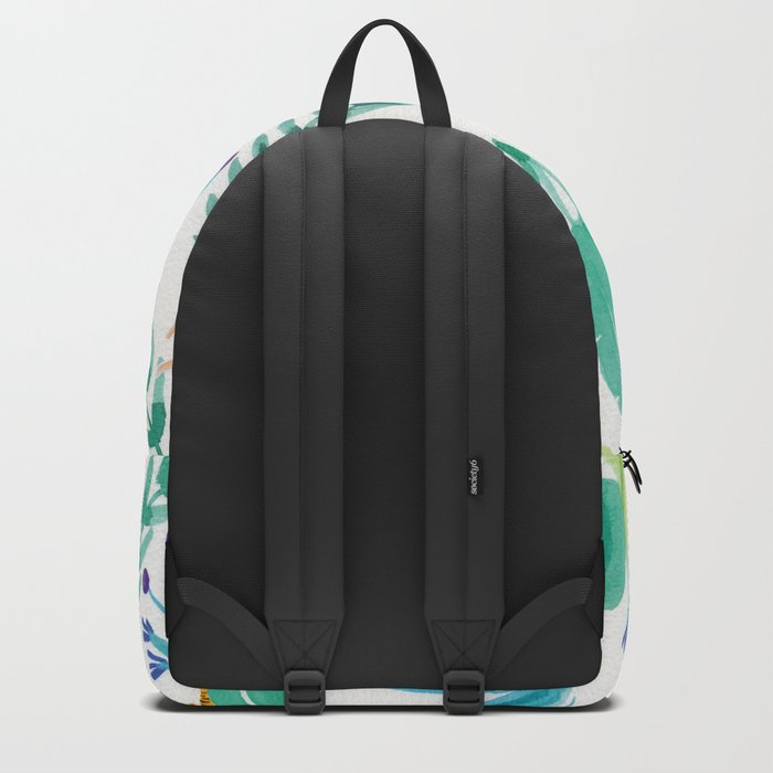 Toucan jungle Backpack
